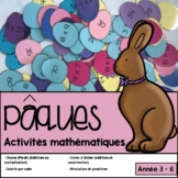 Pâques - Activités mathématique