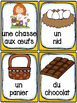 Pâques - Cartes de vocabulaire - French Easter