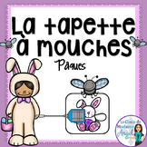 Pâques (Paques) Easter Themed Game in French - La tapette à mouches
