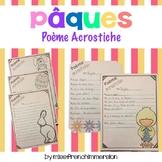 Pâques - Poème Acrostiche