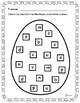 Pâques: colorier les identiques