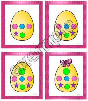 Pâques: histoire séquentielle