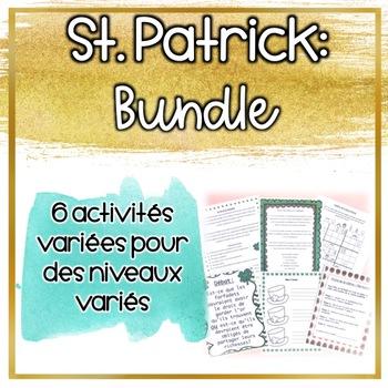 Paquet: La Saint-Patrick