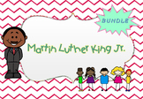 Paquete Unidad  Martin Luther King / MLK Day Bundle in Spanish