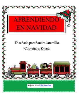 Paquete de Navidad/ Christmas Package