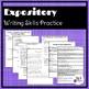 Paquete de Repaso / STAAR Test Prep / Composición de Escritura/Ensayo Expositivo