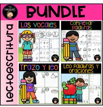 Paquete de lectoescritura | Literacy bundle