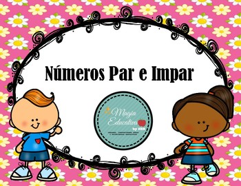 Even And Odd Numbers In Spanish Teaching Resources | Teachers Pay ...