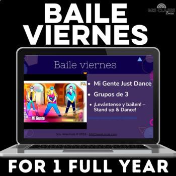 Para Empezar: Baile viernes for a year!