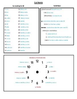 Auténtico 1: Para Empezar Vocabulary List