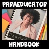Para Handbook for Resource Room