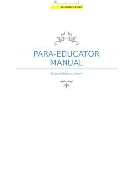 Para-Professional manual