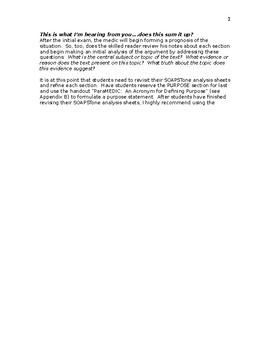 ParaMEDIC:   A Comprehensive Approach to Rhetorical Analysis