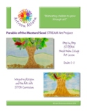 Parable of the Mustard Seed STREAM Art Project