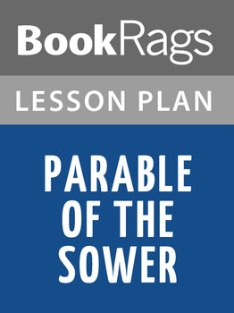 Parable of the Sower Lesson Plans