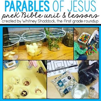 Parables Bible Unit