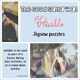 Parables: The Good Samaritan Jigsaw Puzzles