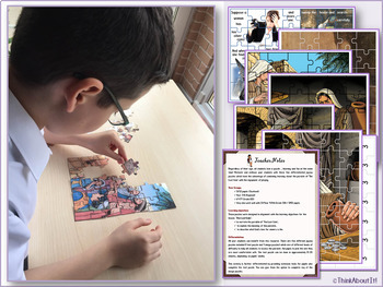 Parables: The Lost Coin Jigsaw Puzzles