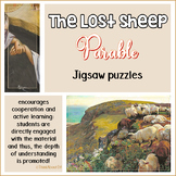 Parables: The Lost Sheep Jigsaw Puzzles