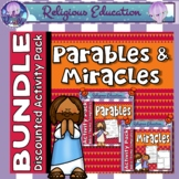 Parables and Miracles of Jesus Bundle