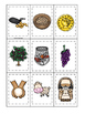 Parables in the Bible Memory Match printable game. Preschool Bible