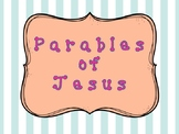 Parables of Jesus