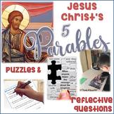 Parables of Jesus Jigsaw Puzzles Bundle