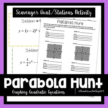 Parabola Hunt