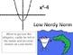 """Parabola Story """"Nerdy Norm"""""""