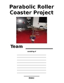 Parabolic Roller Coaster Project