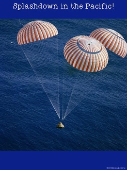 Parachute Engineers: Bring Astronauts Home Safely! {NGSS aligned 3-5:ETS1,2,3}