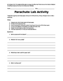 Parachute Surface Area Activity