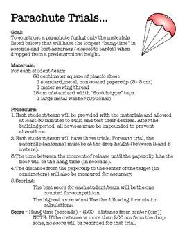 Parachute Trials