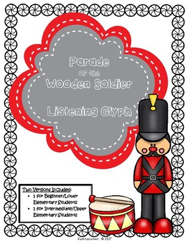 Parade Of The Wooden Soldier - Listen GLYPH (PDF Format)