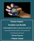 Paradise Lost Bundle  Easter Island plus Plastic Ocean