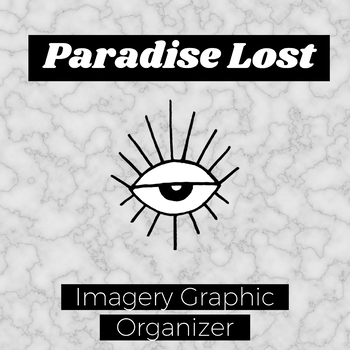 Paradise Lost Imagery: Before and After the Fall