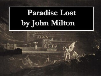 Paradise Lost Overview Presentation