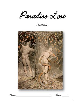 Paradise Lost Packet