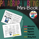 Paragraph Writing Mini-Book (A Perfect Addition to an ELA Interactive Notebook)