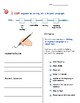 Paragraph Assessment Forms