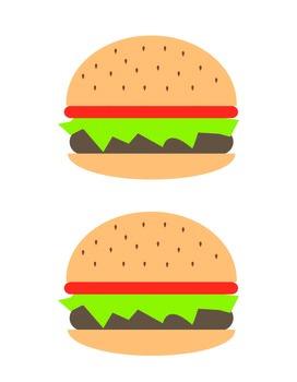 Paragraph Components Burger