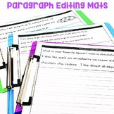 Paragraph Editing Mats