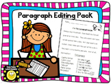 Paragraph Editing Pack