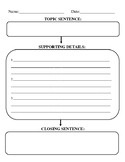 Paragraph Format Worksheet