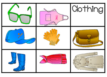 Leveled Paragraph Frames with Corresponding Picture Vocabulary Activities