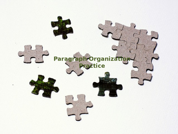 Paragraph Organization Practice