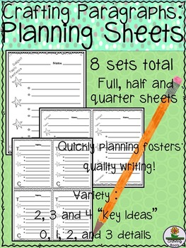 Paragraph Planning Pack: How To, Research, Non-Fiction Wri