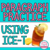Paragraph Practice for Middle and High School