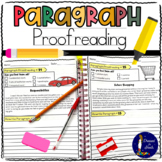 Paragraph Proofreading  Workbook
