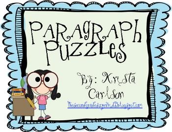 Paragraph Puzzles